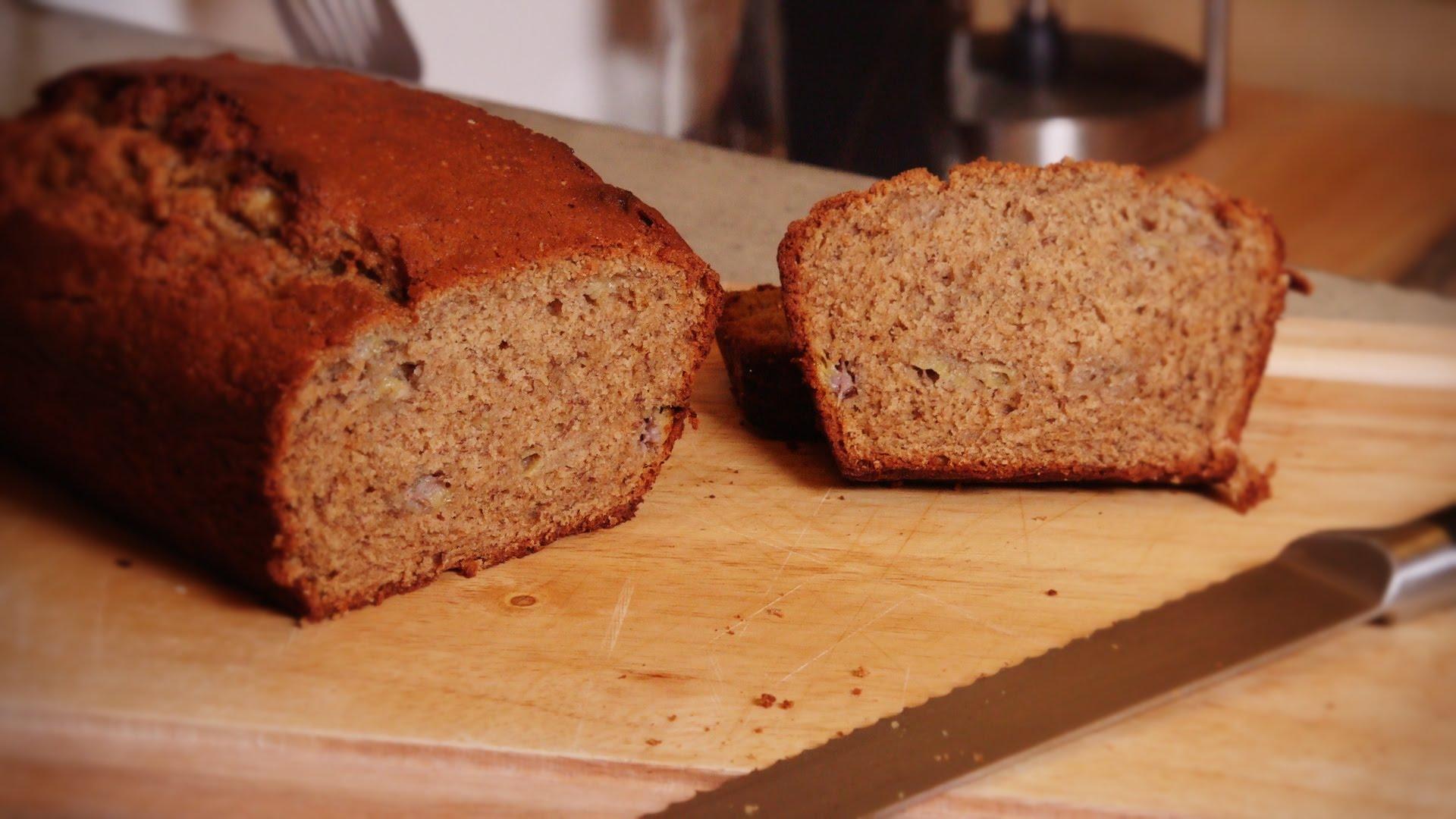 ABV Marijuana Butter and CannaBanana Bread Cooking with Marijuana #20