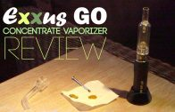 Exxus Go Concentrate Vaporizer: Blazin' Gear Reviews