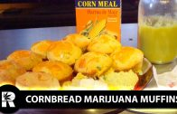 How to Make Cornbread Fiesta Marijuana Muffins: Infused Eats #34