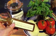 How To Make Marijuana Salad Dressing (Cannabis Infused Balsamic Vinaigrette): Infused Eats #36
