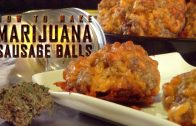 How to Make Marijuana Sausage Balls (Grandma's Merryjuana Balls): Cannabasics #35