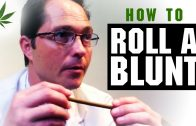How to Roll a Blunt Marijuana Tricks & Tips w/ Bogart #5