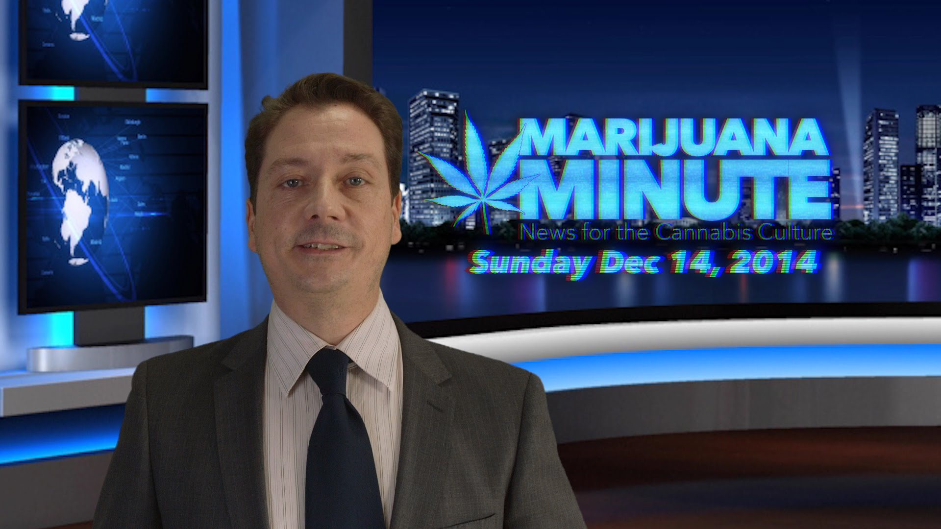 Marijuana Minute, Dec 14 2014: Feds Send Mixed Message on Legal Cannabis in Spending Bill