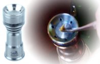 Marijuana Product Review: Sabertooth Domeless Titanium Nail 14mm – 18mm