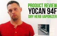 Marijuana Product Review: Yocan 94F Dry Herb Vaporizer Vape Pen