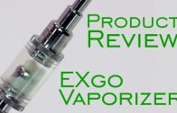 Marijuana Product Review: Yocan EXgo Vaporizer Pen Marijuana Wax