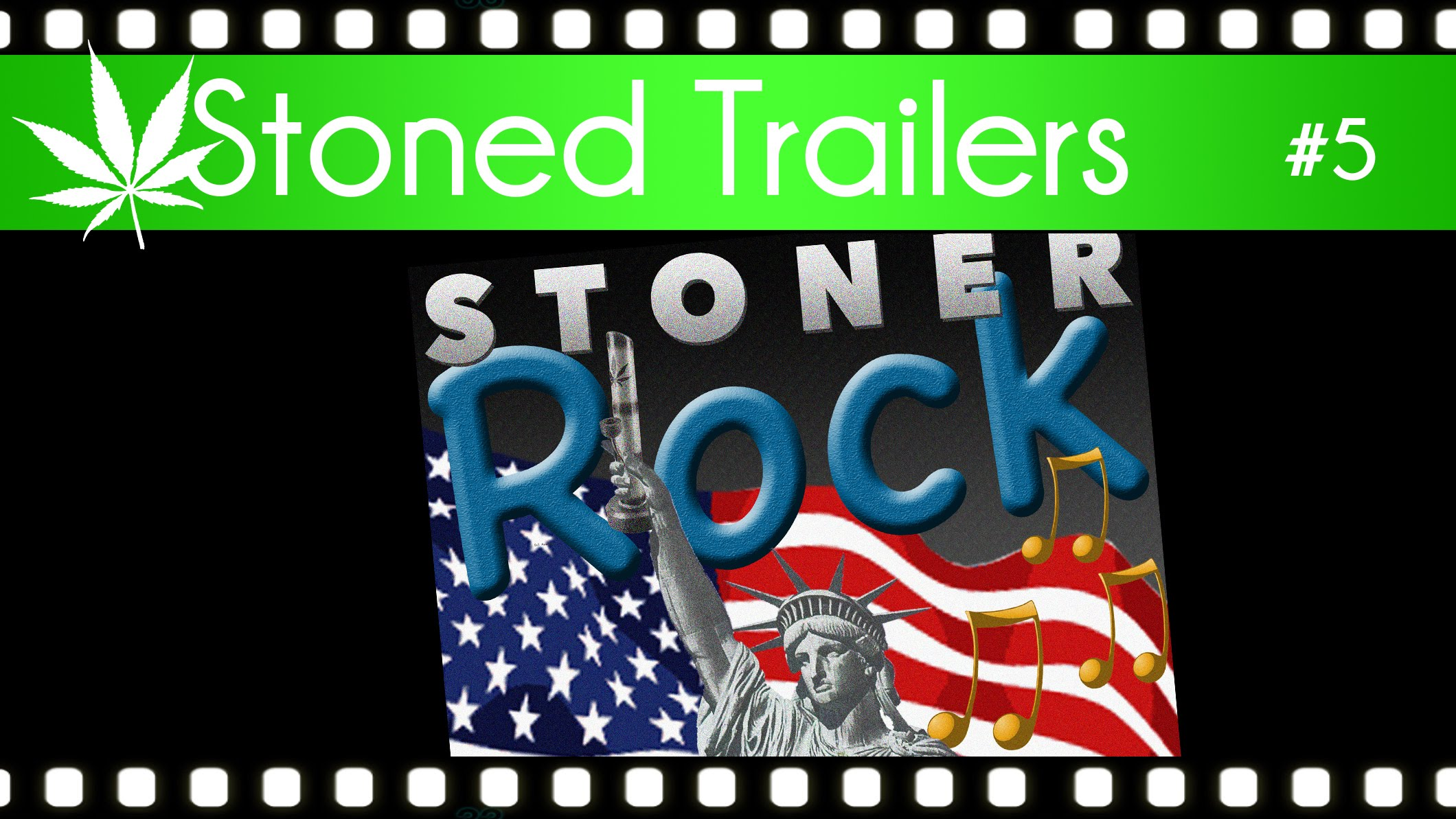 Stoned Trailers #5: Stoner Rock (Freedom Rock Commercial Parody)