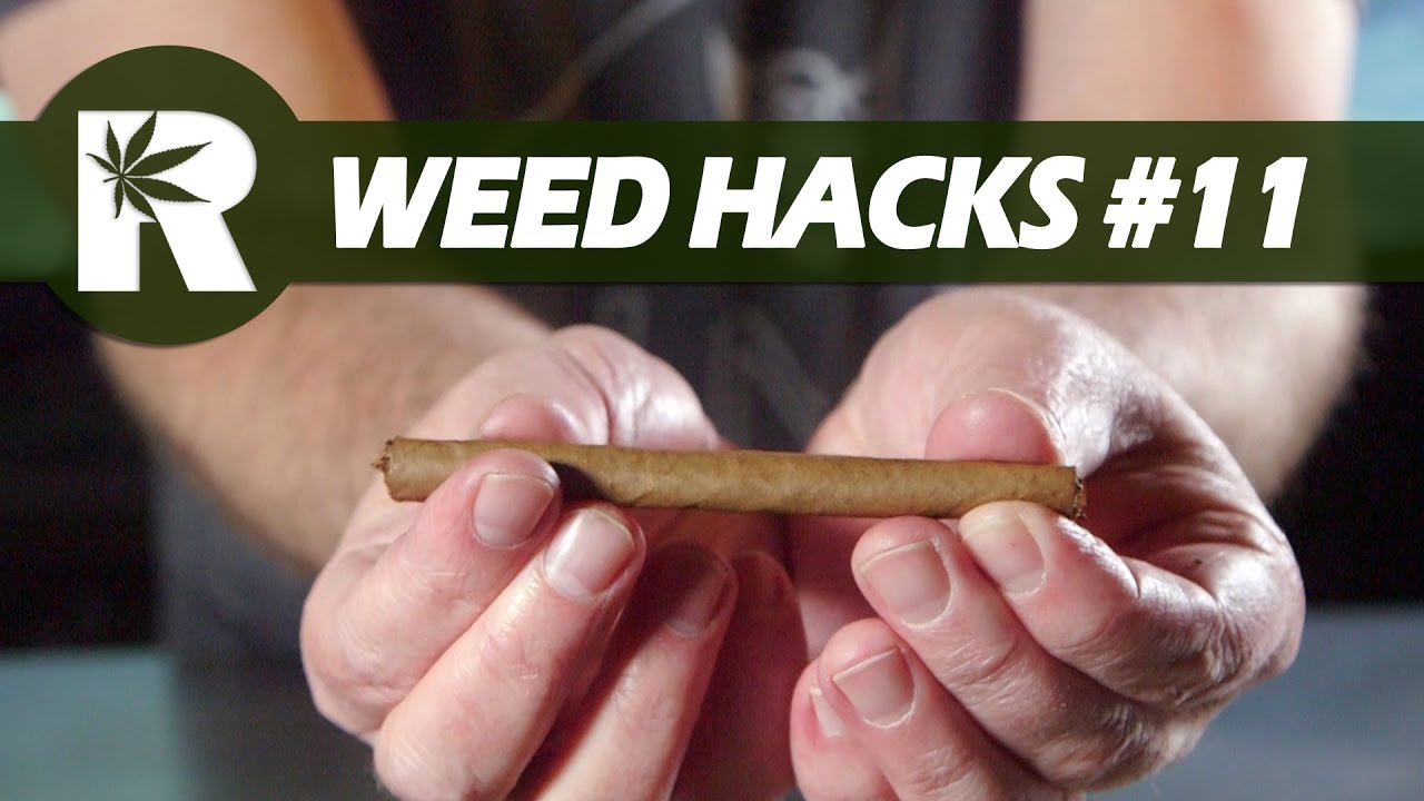 Weed Hacks #11: Recycle Hits, Refresh a Blunt and Fun with Honey