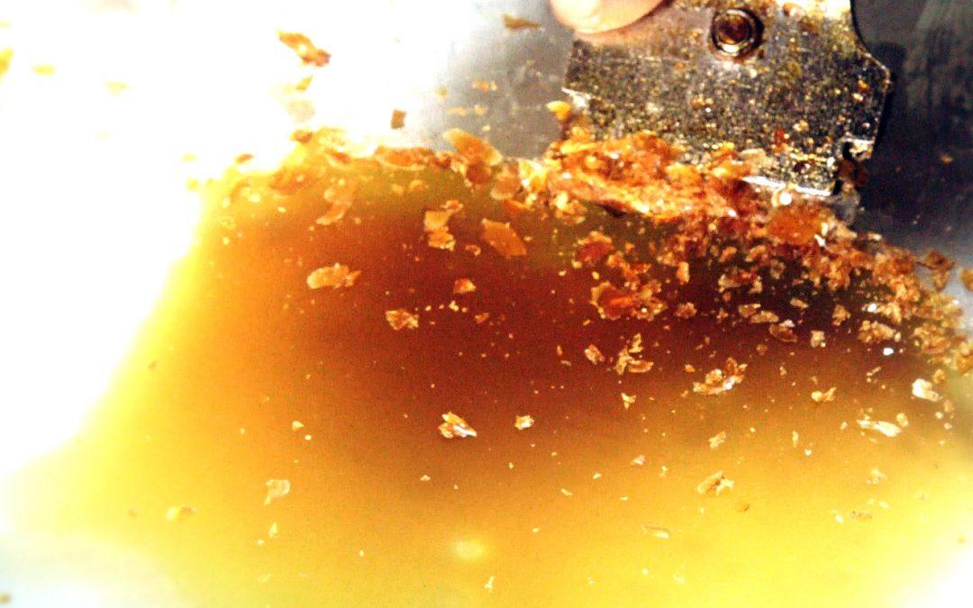 How To Make BHO (Outside with Vacuum Purge): Cannabasics #11
