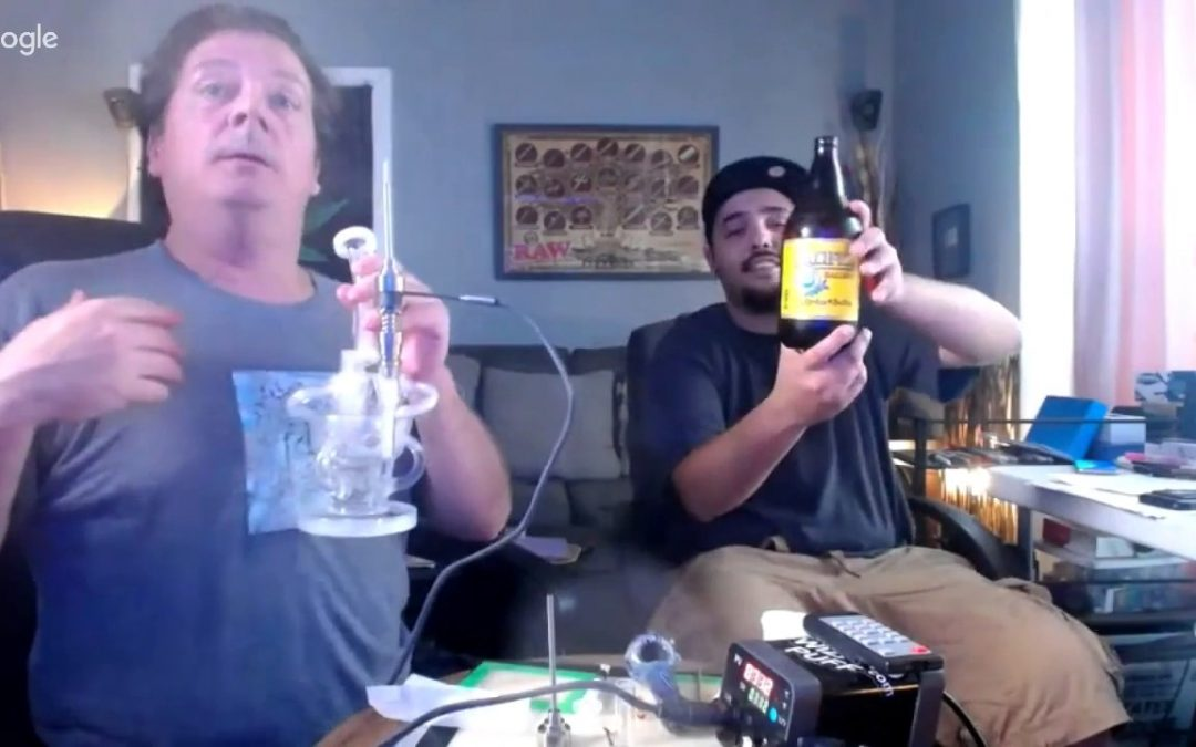 RuffHouse Live Smokeout: RSO Dabs with Terpenes, Q&A