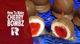 How To Make Rosin Cherry Bombz