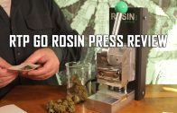 RTP GO Portable Rosin Press Review Thumbnail