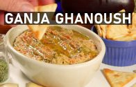 Ganja Ghanoush (Cannabis Infused Tahini/ Baba Ghanoush) Infused Eats #55