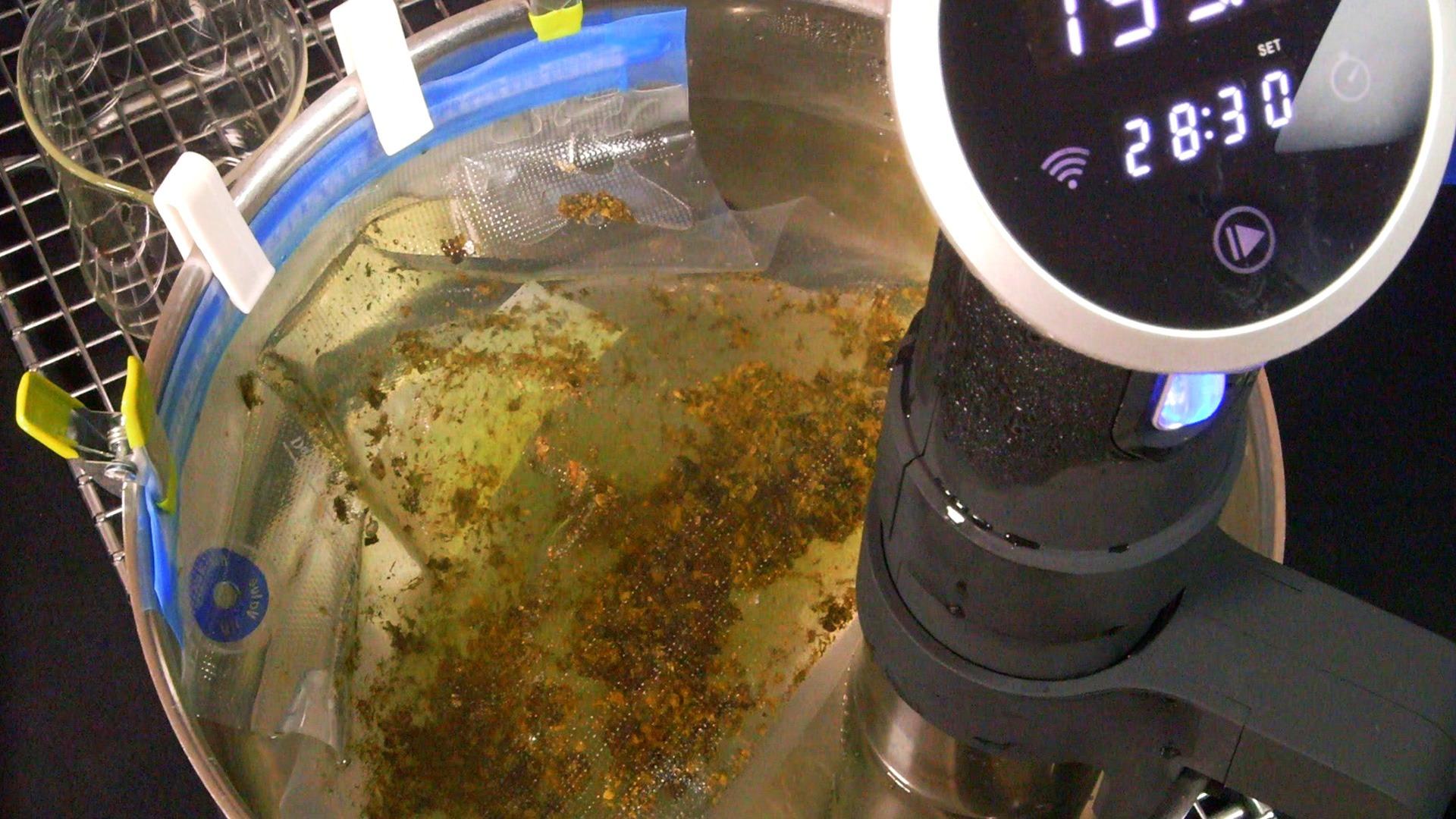 Sous Vide is the Best Way to Cook Marijuana Edibles