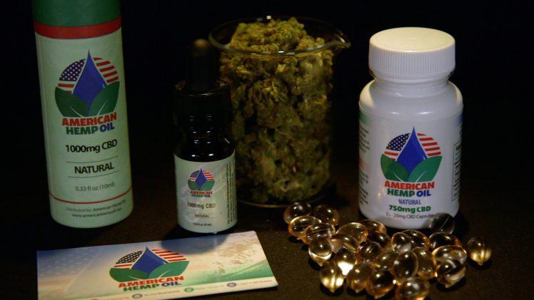 American Hemp Oil CBD Gel Caps & Oil Drops Review