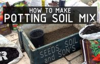 How to Make Potting Mix For Cannabis Plants (Seeds, Soil & Sun: Season 2 Ep 1)