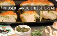 Cannabis Infused Garlic Herb Cheese Bread Recipe: Infused Eats #58