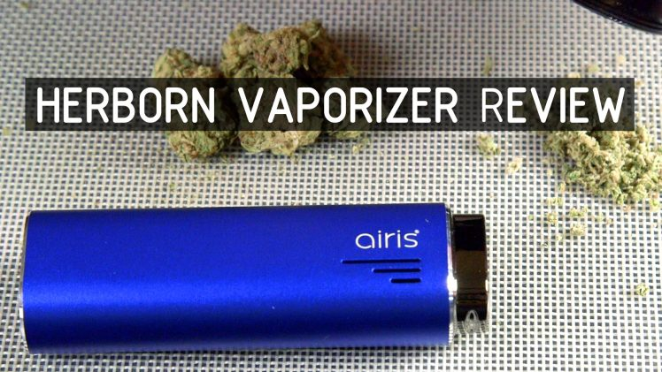 Airis Herborn Dry Herb Vaporizer Review