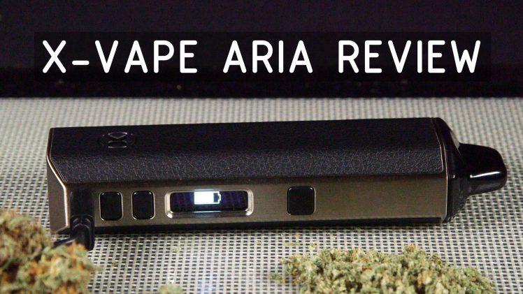 X-Vape Aria Vaporizer Review