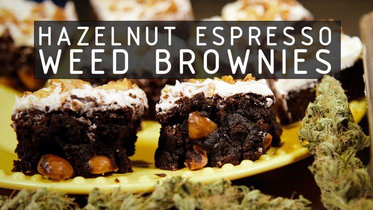 How To Elevate Box Brownies (Hazelnut Espresso Cannabis Brownie Recipe)