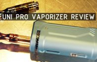 Yocan Uni Pro Cartridge Vaporizer Review